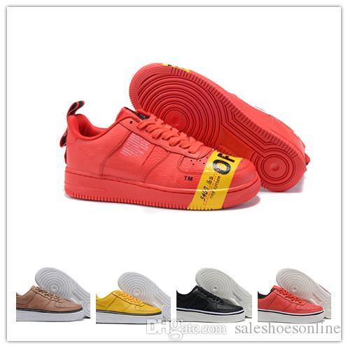 chaussures de séparation e9c19 f30b4 nike air max force one 1 off white 2019 femme chaussures de course à pied  femme Chaussures de course en cuir