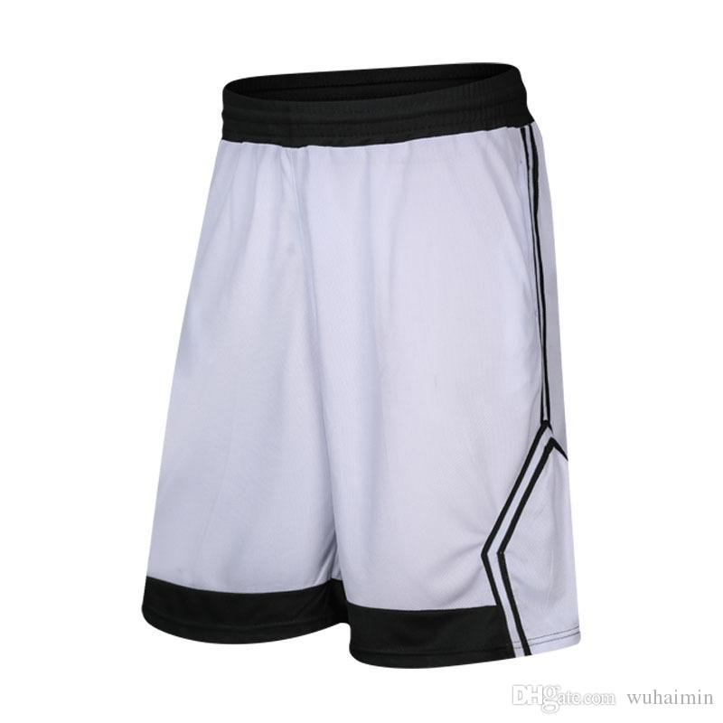 Shorts de basket-ball d'été hommes Sports de plein air de remise en forme Short Pantalon Homme Short à séchage rapide respirant GYM Running Training Shorts