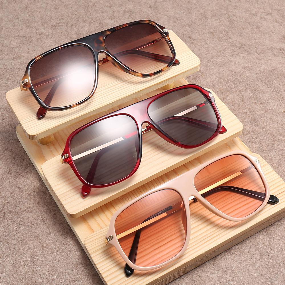 9bbe9eedbb7 Sunscreen Anti Peeping Square Sunglasses Super Oversized Face Mask Men  Vintage One Large Lens Sunglasses For Women Windproo FML Baby Sunglasses  Designer ...