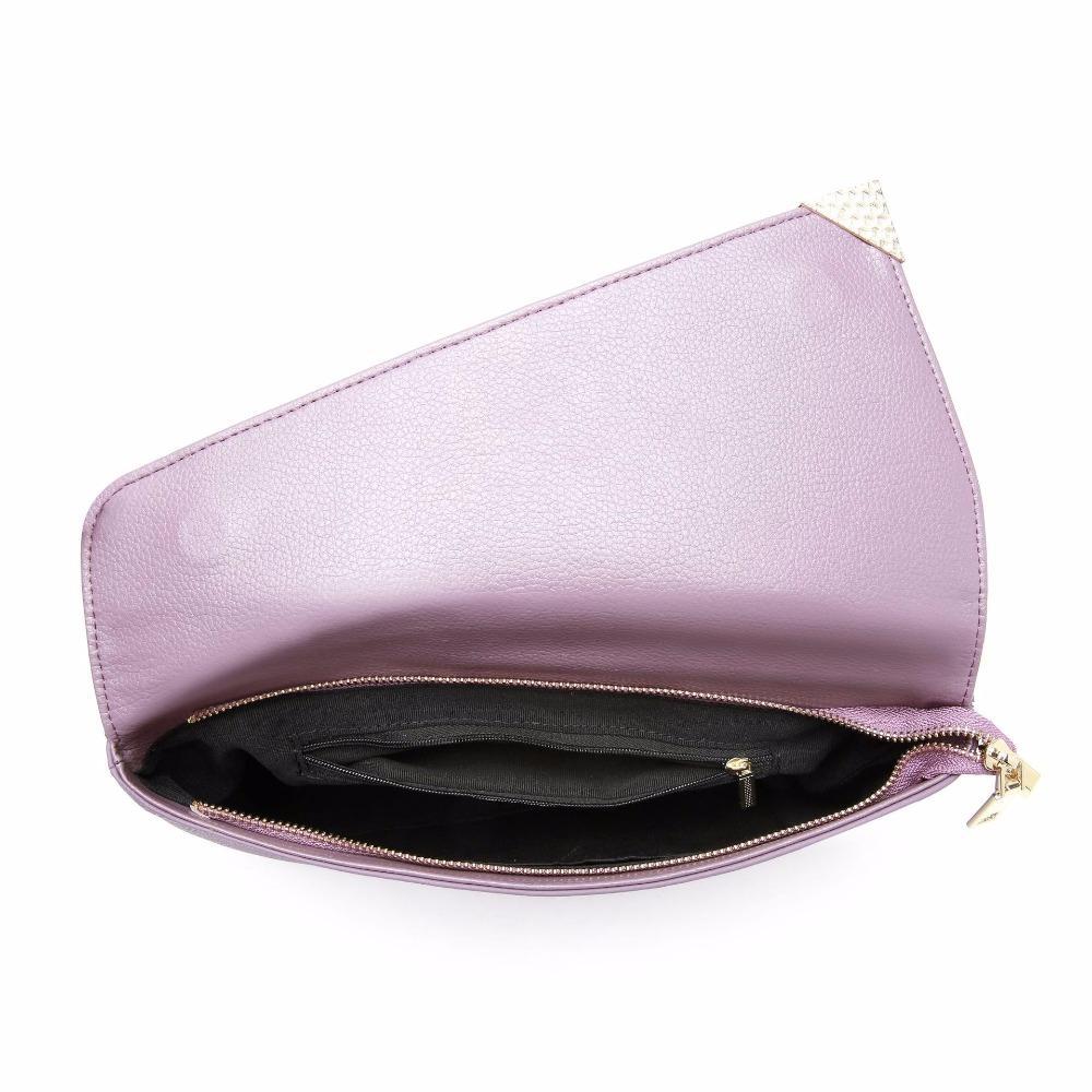 Le più nuove pochette di pelle di vacchetta le donne 2018 braccialetti di sera della borsa del messaggero della catena di modo del cuoio genuino delle marche famose