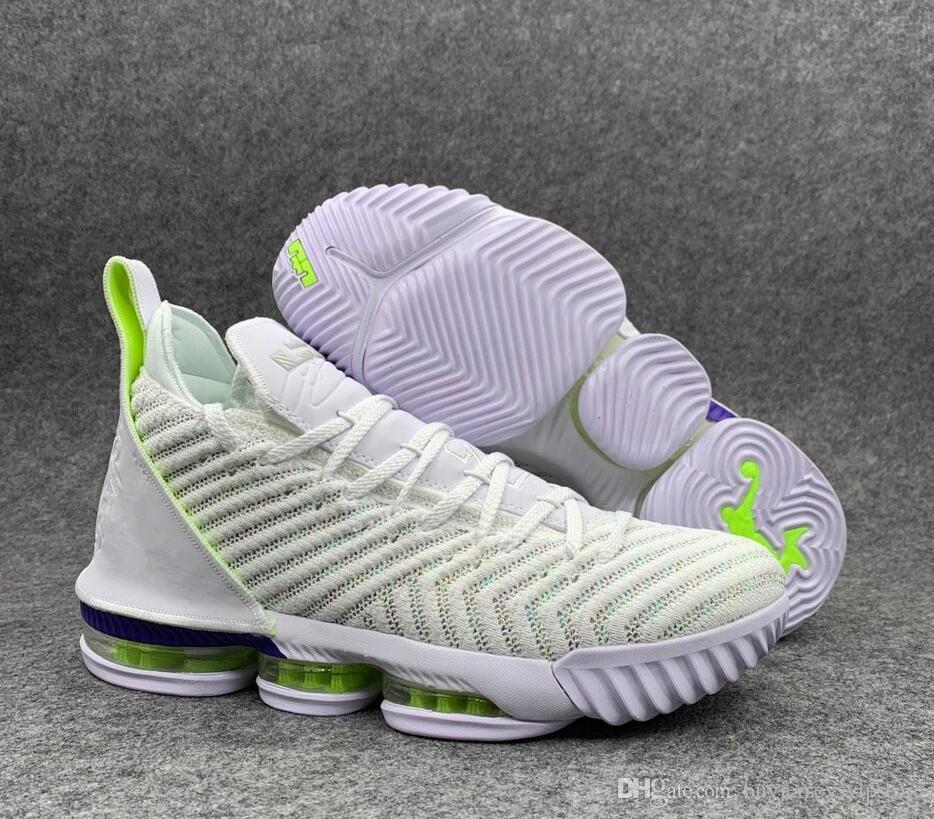 timeless design a723d d38a7 Brand New Lebron 16 Equality King Court Purple I Promise King Fresh Bred 1  Thru 5 Oreo What The LBJ 15s 7-12