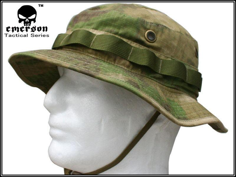 50013f1f8f7e5 2019 Tactical Boonie Hat Airsoft Hat Camouflage Beanie Hat Kryptek Typhon Hunting  Cap 4 Kinds Color Fast Shipping From Kongfu911