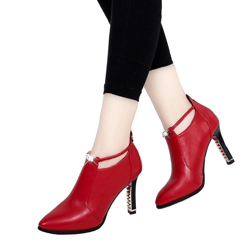 1443655d9b0ca Lederpumps Stiletto Heels in 2019 High heel boots Heels High