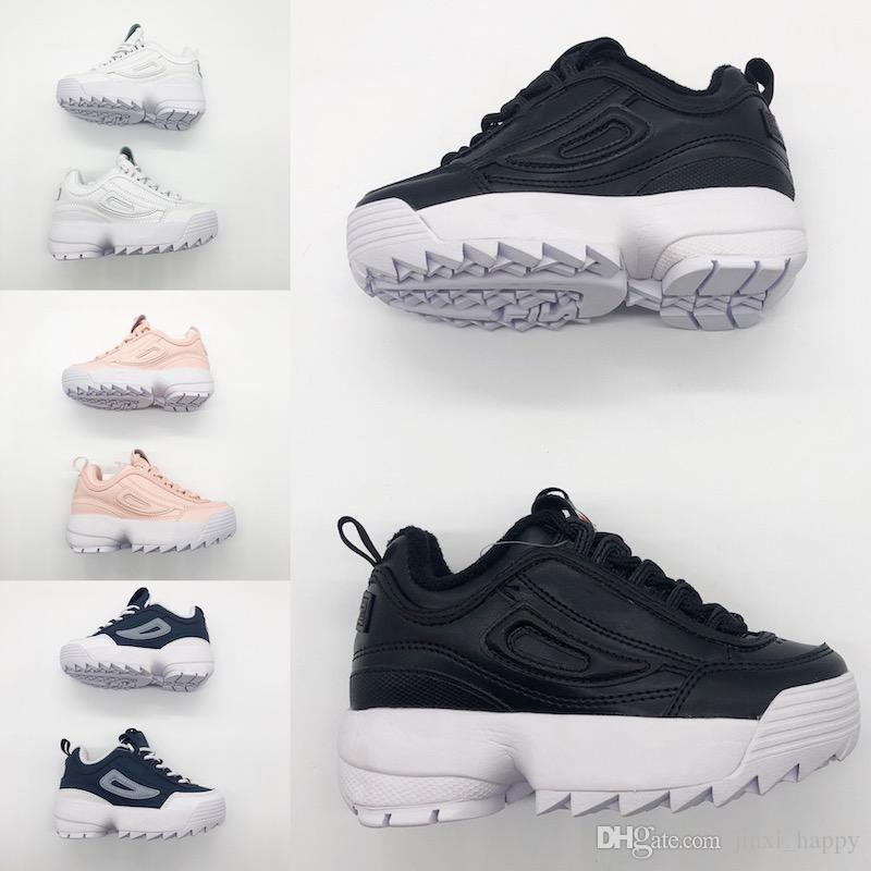 fila court scarpe bambina