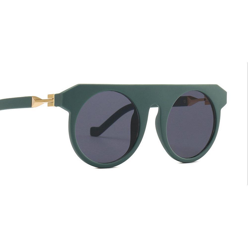 0c544feaebb Leopard Sexy Geometric Sunglasses Mens Brand Designer New Sun Glasses Women  Punk Glasses Round Sunglasses Male Flat Top ShadesNX Reading Glasses ...