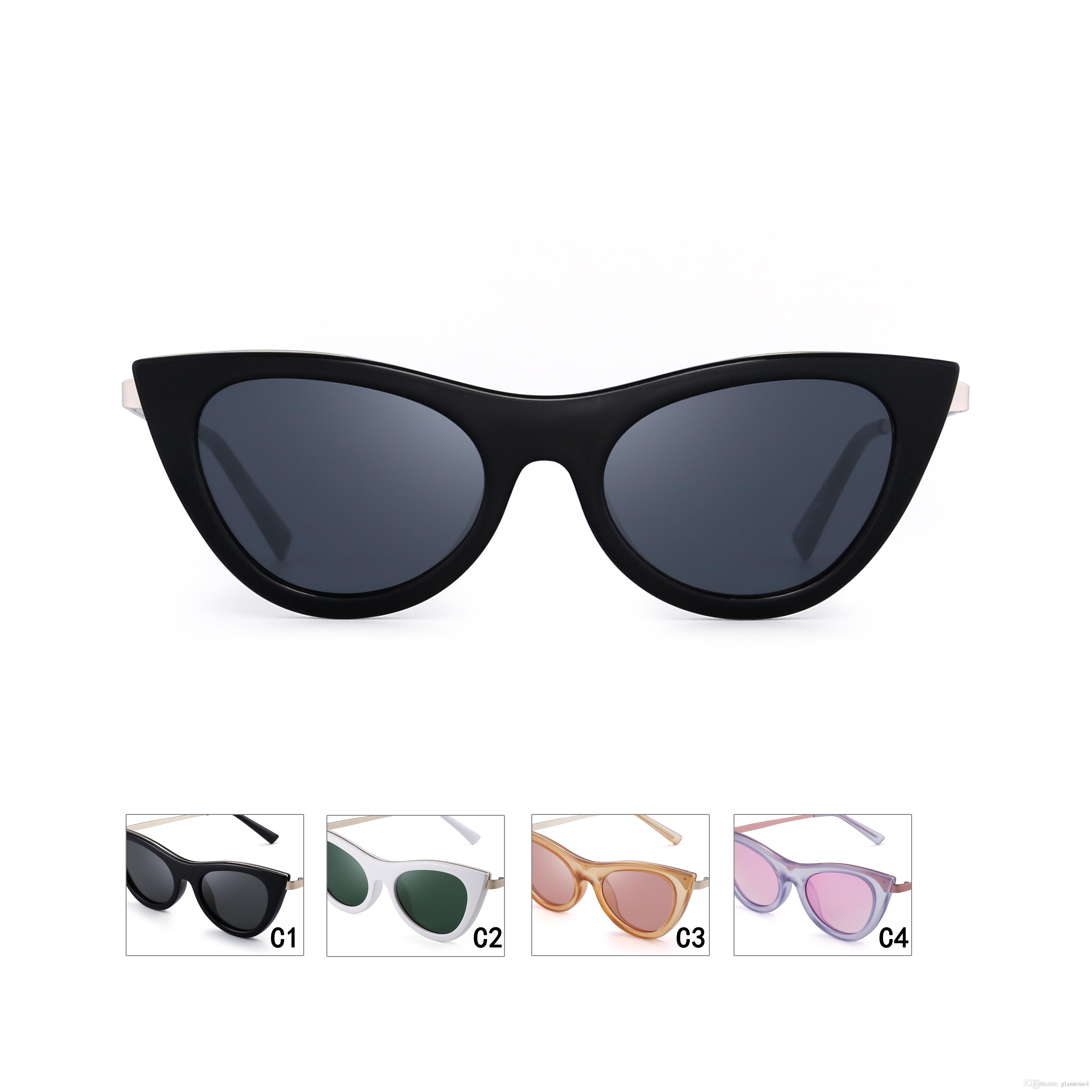 bb9163a259aeb Fashionable Sunglasses Women Sunglasses Cat Eye Shades Luxury Designer Sun  Glasses Polarised Sunglasses Baby Sunglasses From Glassessol