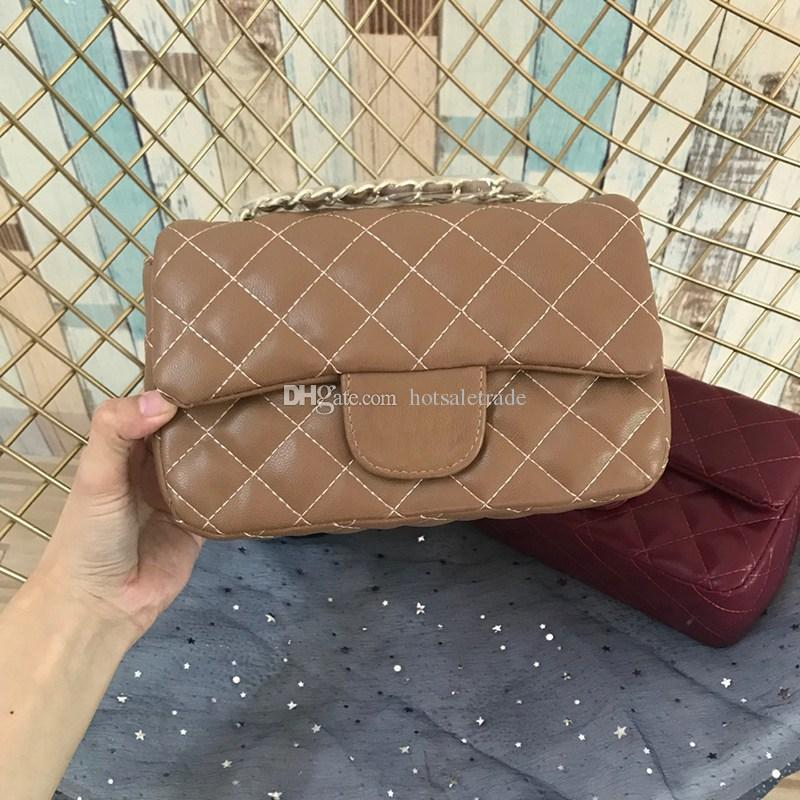 Vintage Round Bags Women Circle Lattice Bag Classical