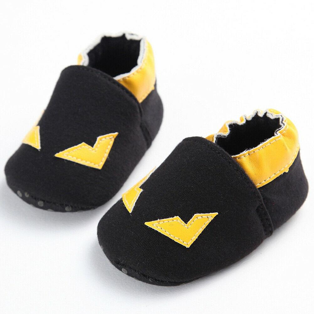 0-18M Toddler Baby Shoes Boy Girl Newborn Soft Sole Patchwork Crib Sneaker Baby Shoes 0-18M