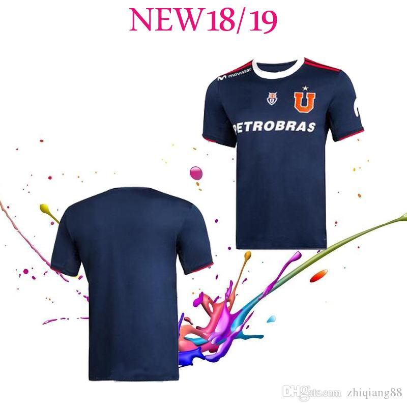 New 2019 2020 University of Chile Catholic University Soccer Jersey ... 2b8a97dff