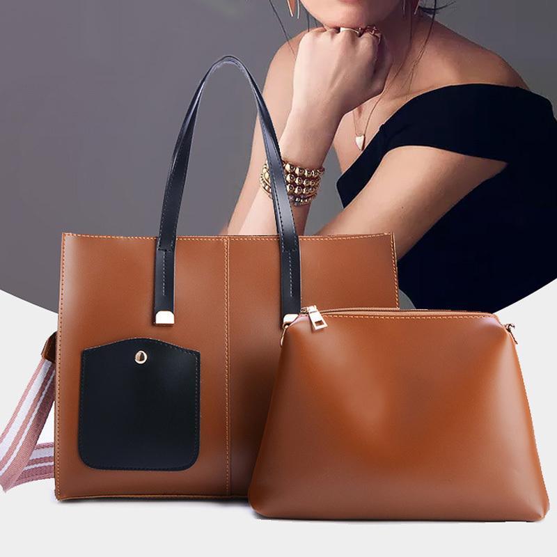 4c686ef5f3 Women Lady Shoulder Crossbody Composite Bag Handbag Pu For Mobile Phone  Money Good Quality Leather Purses Cheap Designer Handbags From Hopemoney03