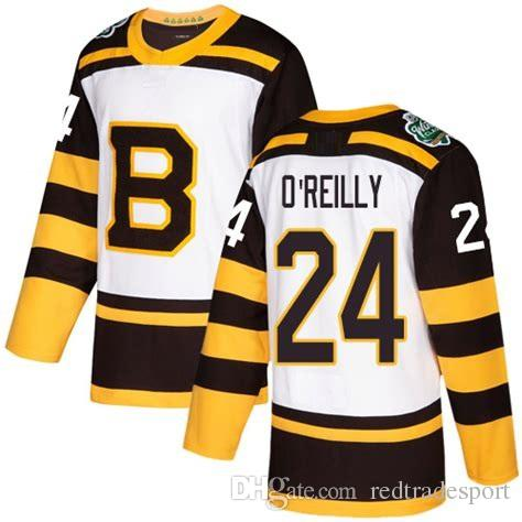8b8d10d36 2019 2019 Winter Classic Retired Player Boston Bruins Terry O Reilly Hockey  Jerseys Mens Cheap  24 Terry O Reilly Stitched Shirts S XXXL From  Redtradesport
