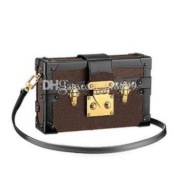 Hot Sale Women Shoulder Bags Box Bags Messenger Bag Shoulder Women Fashion Handbag Bag Fashion Cross body Bag With Box