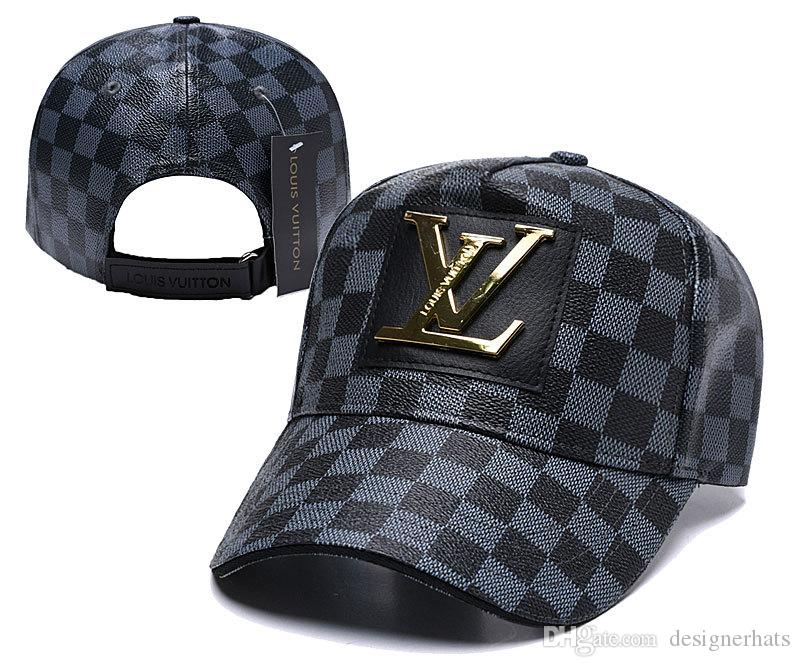 5367ae041cbff 2019 France Brand V Uitton Mens Designer Hats Mesh Baseball Caps Luxury Lady  Fashion Hat Trucker Casquette Women Causal Ball Cap 02 Cap Online Starter  Cap ...