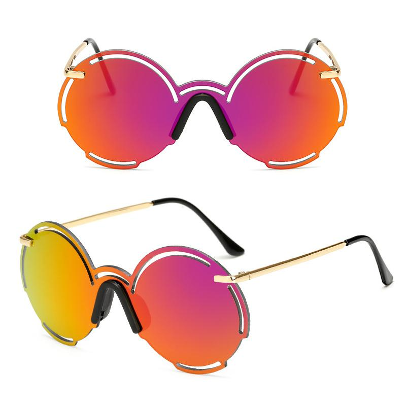 495ef8fc8ed Women Man Sunglasses Desiger Big Lens Sun Glasses Mujer Lentes Gafas ...