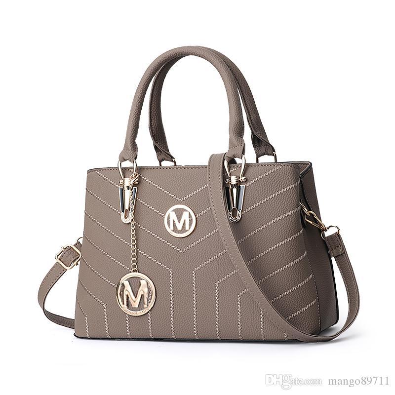 a44c6c35419 designer handbags Women s Top-handle Cross Body Handbag Middle Size Purse  Durable Leather Tote Bag M Brand K Handbags Ladies Shoulder Bags