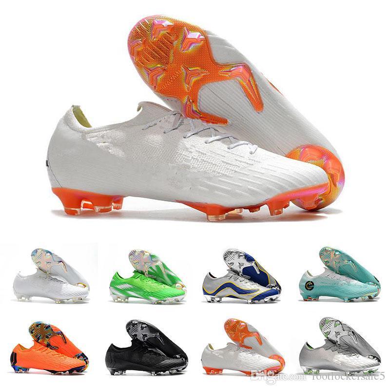 d65dbd8e99146 Compre Classic Utility Zapatos De Fútbol Botas De Futebol Homem Mercurial  Superfly Ronaldo Neymar FG Chuteiras De Futebol CR7 Futsal Chuteiras De ...