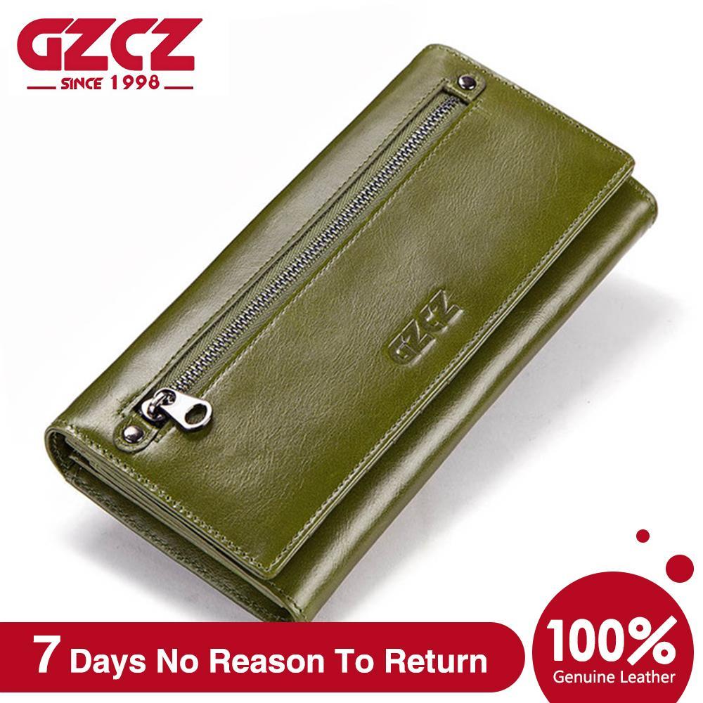 900944dc3b0 Satın Al GZCZ Hakiki Deri Cüzdan Kadın Çanta Kırmızı Yeşil Sikke Çanta  Kadın Cüzdan Marka Tasarım Kadın Çantası Patchwork, $28.43 | DHgate.Com'da