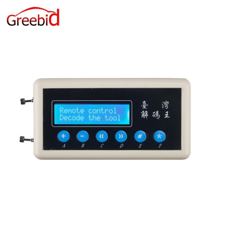 315Mhz Remote Control Code Scanner(copier) Car key remote control Wireless  Remote Key/Code Scanner Detect