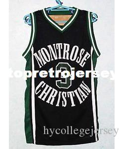 new concept 332b7 66407 Cheap Kevin DURANT #3 Montrose High School Basketball Jersey, Men's Double  Stitched Authentic Kevin DURANT Jersey White/Black XXS-6XL