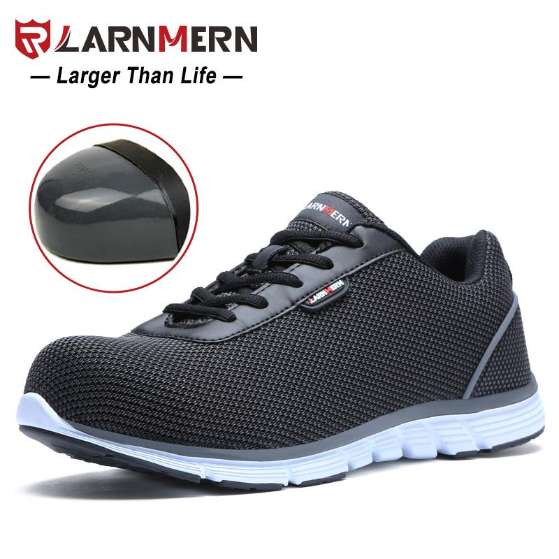 LARNMERN Size 36 41 Ladies Safety Shoes Women Steel Toe Lightweight Work  Safety Shoes For Women Construction Protective Sneaker Cheap Shoes Online  Shoes For ... 9fa16e284f