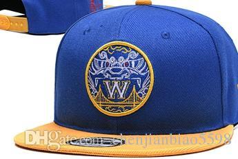 9b2ff4144cd4c 2019 Fashion Warriors Cap GSW Baseball Snapback Strapback All Team ...
