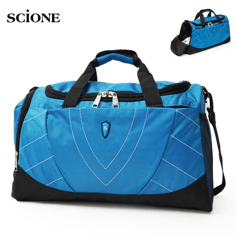 05a244fc7626 Outdoor Gym Bags for Fitness Shoes Handbags Women s Travel Bag ...