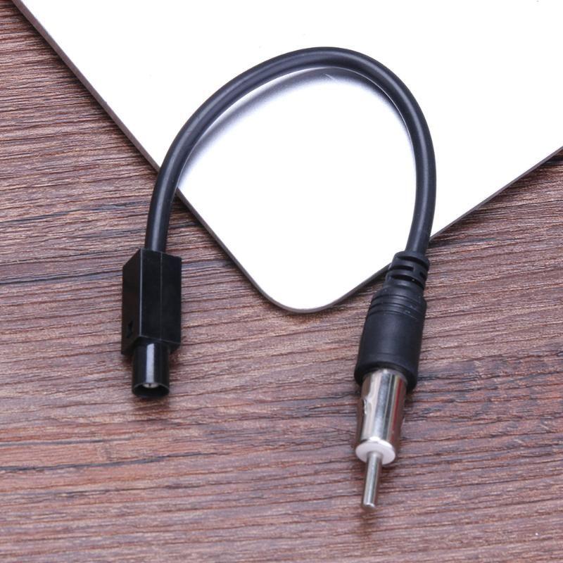 Car Styling Car Truck Player Radio Stereo Antenna Adapter Antenna Plug Converter Cavo Adattatore per lettore di auto di alta qualità