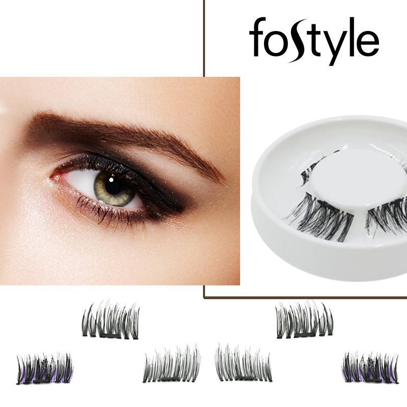 313ea789f37 Mink Lashes False Eyelashes Natural Magnetic Eyelash One Magnet Fake Eye  Lashes Individual 3d Mink Magnetic Eyelashes False Eyebrows Grow Eyelashes  From ...