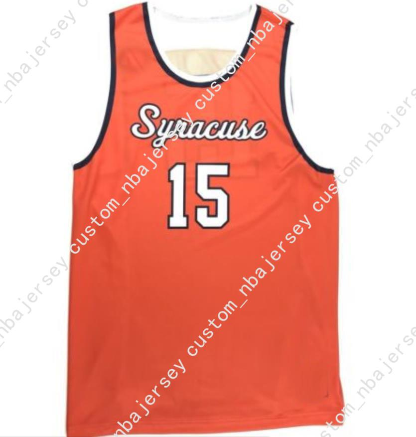 2019 Cheap Custom New Syracuse Orange Hyper Basketball Jersey