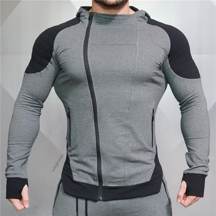 Precise 2019 Mens Running Set Casual Sportswear Cardigan Hooded Sweatshirt Jogger Pants Tracksuit Camouflage Print Male Hombre Jumpsuit High Quality Goods Sports & Entertainment Running Sets