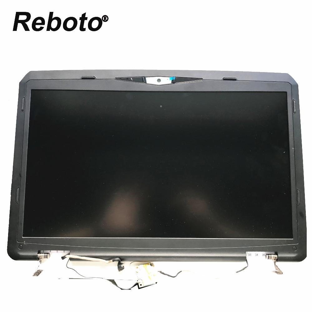 Reboto Original For MSI Dominator GT70 17 3 Genuine Laptop LCD Screen  Complete Assembly 100% Tested Fast Ship