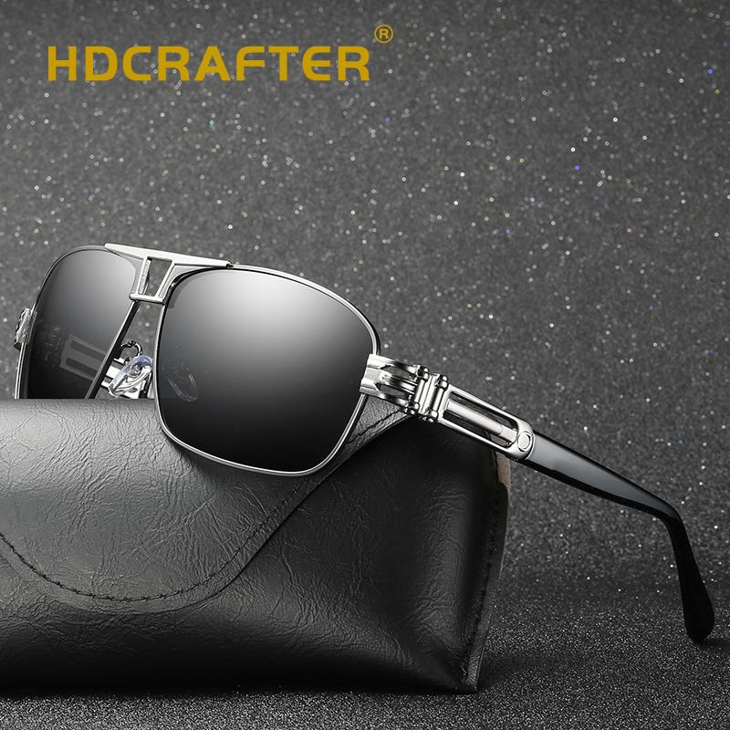 04a5ade9284 Men Women Polarized Sunglasses Classic Brand Design Sunglasses ...