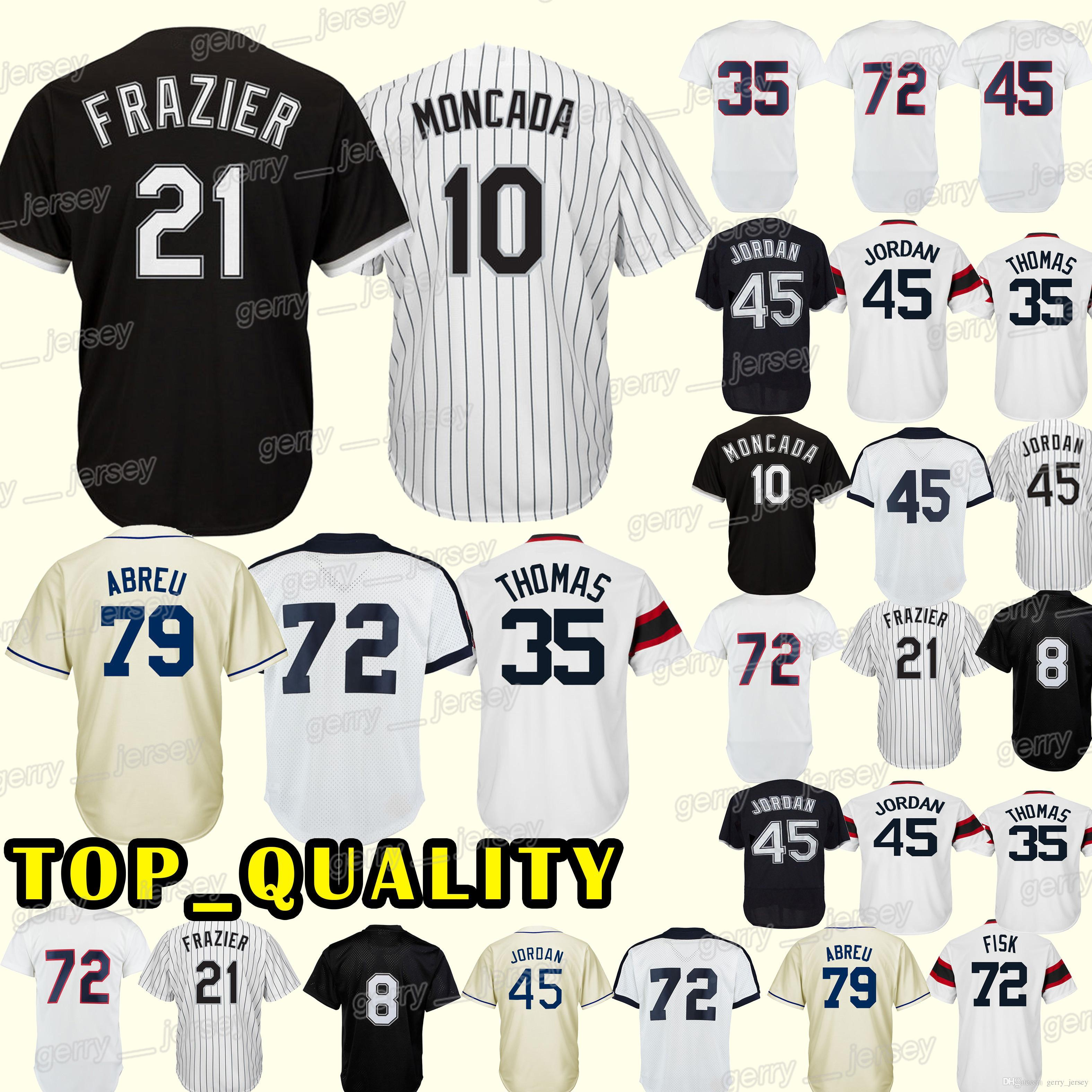 newest ab877 a7ea0 Hot Sale Jersey #8 Bo Jackson #21 Todd Frazier 45 Michael 2018 New 100%  Stitched superior quality Top MEN Jerseys