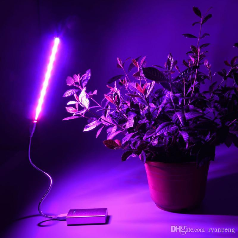 USB Plant Growth Lights Flower Hydroponics System Full Spectrum led grow light