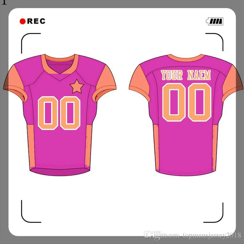 Mens Top Maillots de broderie Logos Jersey sports de plein air 2018-2019 extérieur Apparel1