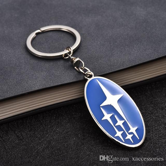 Fashion 3d Car Logo Key Ring Key Chain Car Styling Accessories For