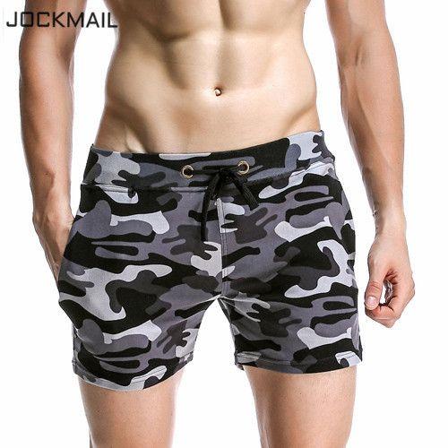 6cdd68fc5b 2019 Jockmail Brand Men Jogger Sweatpants Casual Boxers Trunks Men'S ...