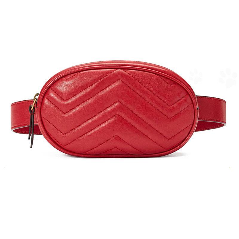 Venda quente da Cintura Sacos Mulheres Preto Bloco de Fanny Feminino Belt Bag Preto Geometric cintura Packs Laser Peito Telefone Pouch