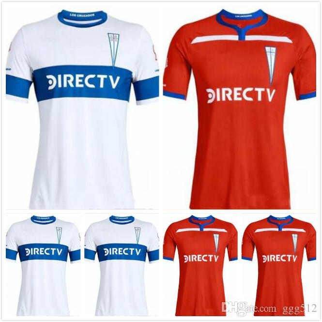 Catholic University Soccer Jersey 19/20 Jerseys university shirts Jersey University of Chile 2019 Universidad Catolica Home away jerseys