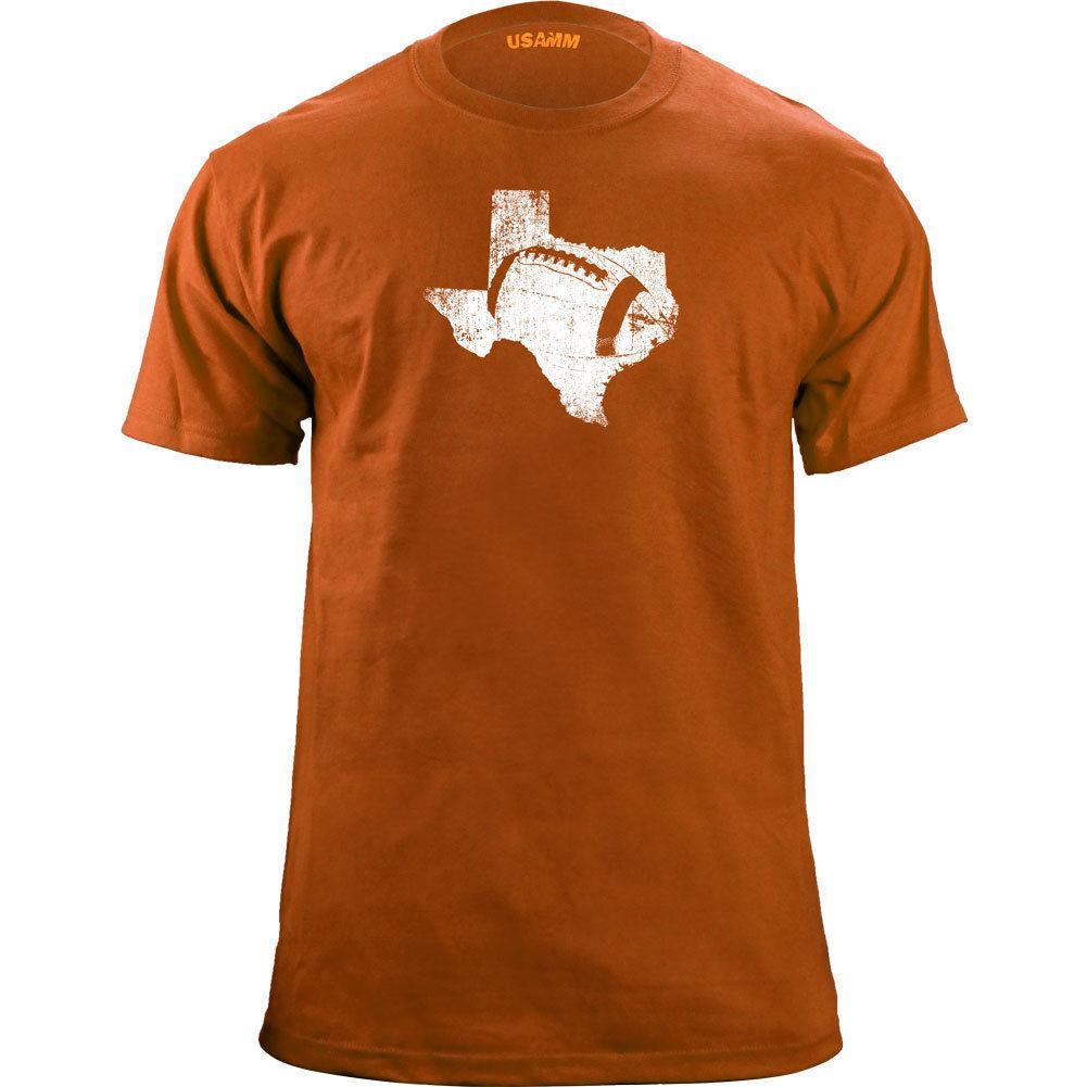 e6b28625e5a9d3 Distressed University Of Texas Austin Football T Shirt Funny Casual Tshirt  Top Short Sleeve Shirts Cheap Shirts From Roboteatstofu, $12.96  DHgate.Com