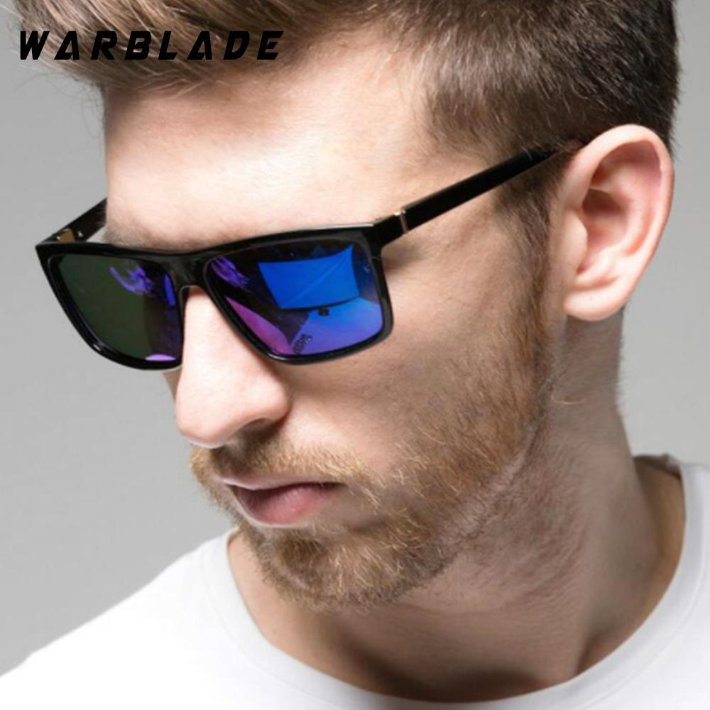 08c845b099e WarBLade 2019 Sunglasses Men Polarized Square Sunglasses Brand Design UV400  Protection Shades De Sol Men Sun Glasse AM1826 Sunglasses Brands Best  Sunglasses ...