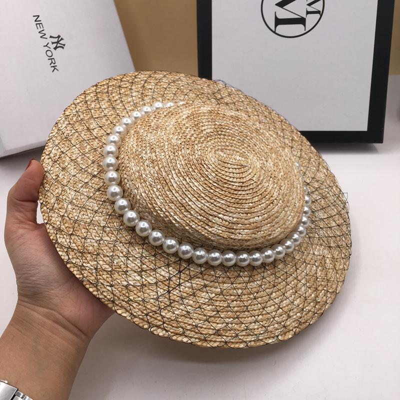 Acquista Cappelli Donne Cappelli Da Sole Vintage In Paglia Di Visone Paglia  Di Socialite A  46.82 Dal Wonderliu  506e90a15efe