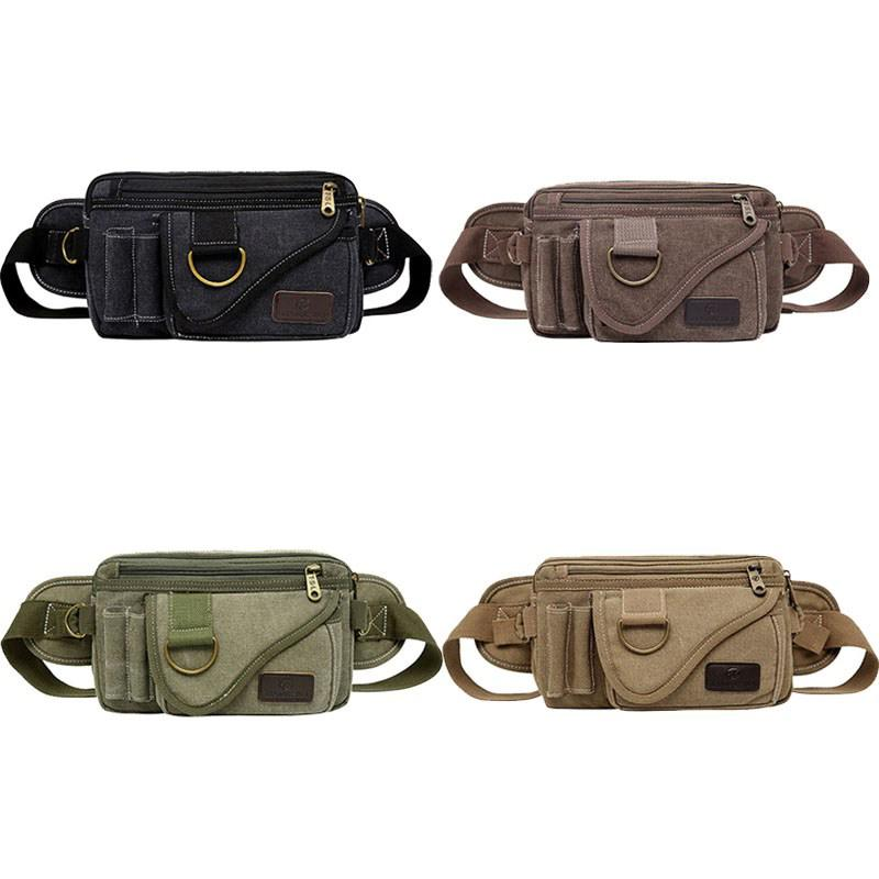 2019 Tactical Waist Pack Bag Waist Fanny Packs Belt Bag Daily Life Fishing Cycling  Hiking Hunting Shopping Outdoor Sport Men Women From Wudun 347d06ea3c20f