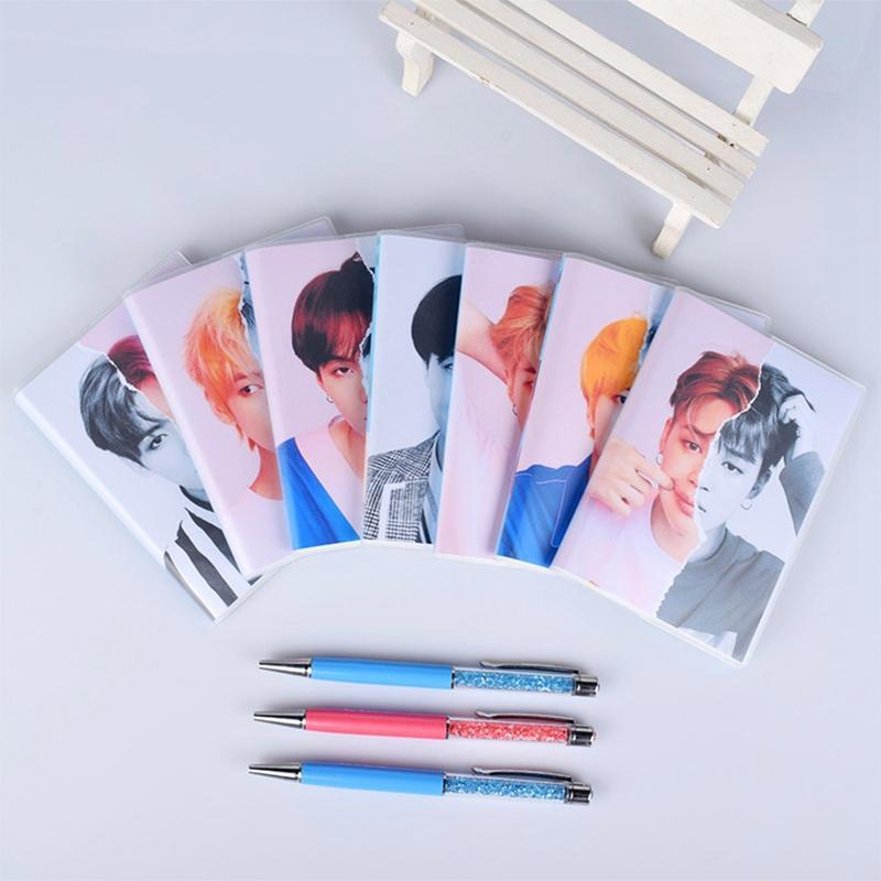 97d21110 Compre Kpop BTS Ama Tu Propia Respuesta Portátil Álbum Portada Cuaderno Pop  Star Diario Planifica Útiles Escolares A $32.83 Del Anzhuhua   DHgate.Com