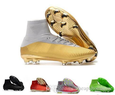 2018 Mens Kids Women Mercurial Superfly CR7 FG AG Football Boots Cristiano  Ronaldo High Tops Neymar JR ACC Soccer Shoes Soccer Cleats UK 2019 From ... e85bb5e7c6