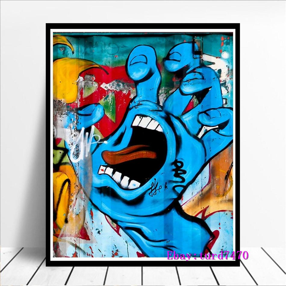 The last gasp graffiticanvas prints wall art oil painting home decor unframed framed 24x32 uk 2019 from chai2018 uk 5 13 dhgate uk