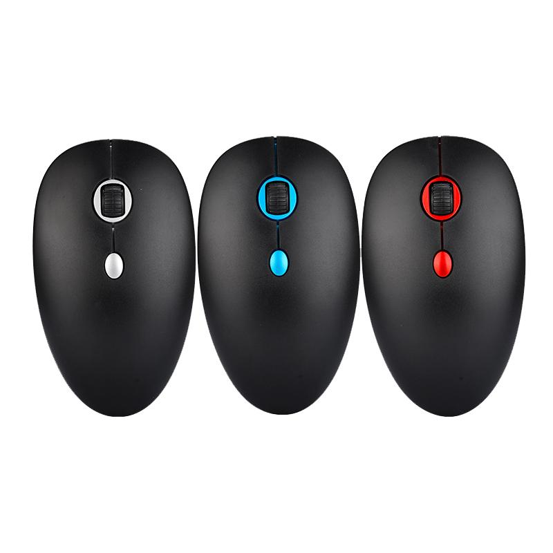 JiaLonG High Performance Wireless Mouse Optical 4 Button 1600 DPI Optical  USB Computer Mouse Laptop Notebook For Home Office Use