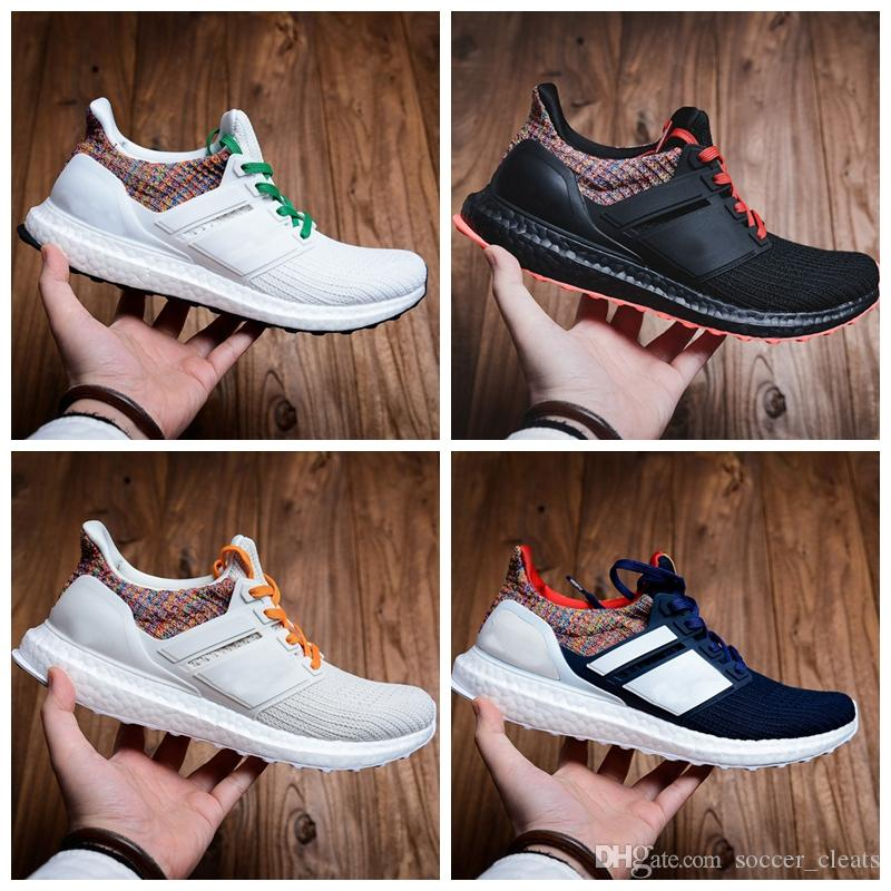 cheap for discount af5d5 a8f28 Designer Ultra boost NYC 4.0 Multicolor Chinese City Mens Running Shoes For  Men Ultraboost D11 Boosts Sneakers Primeknit Sports Trainers 36-