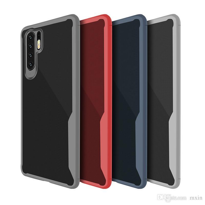 cd83e1276eb Compre Clear Transparente Magro Macio Tpu À Prova De Choque Case Para  Huawei P20 P30 Pro Mate 20 Lite Nova 3 3i 4 Y6 Y7 Y9 P Inteligente 2019  Honra 8x Y3 ...
