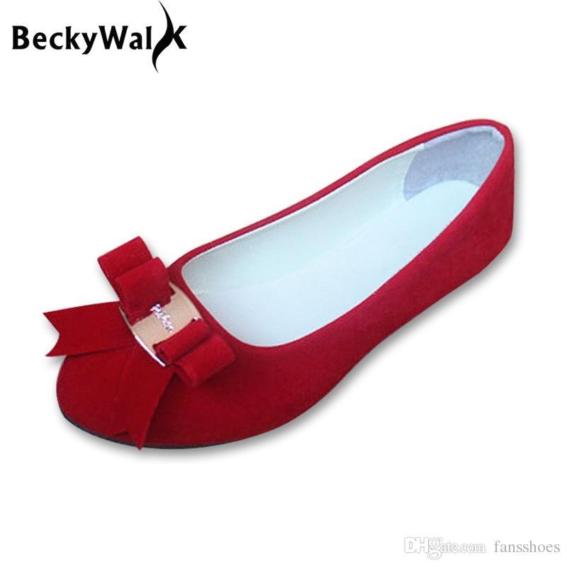 Para De 35 Zapatos Primavera Pisos Arco Otoño Wsh2345 Baja Tallas Grandes El Moda Planos 43 Mujer Boca dCrWQoxBeE